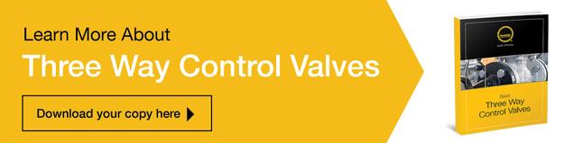 3-way control valve CTA