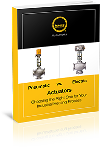 Pneumatic Actuators vs Electric Actuators eBook